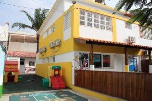Escola Trois Papillons Luanda - Estabelecimento de ensino francês